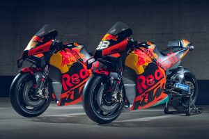 Red Bull KTM launches 2020 MotoGP livery