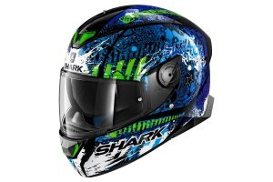 Detailed: 2020 Shark Skwal 2 helmet