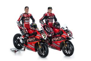 Aruba.it - Racing Ducati uncovers 2020 Panigale V4 R
