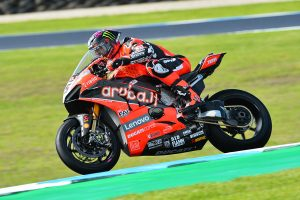 WorldSBK opens at Phillip Island with Redding topping FP1