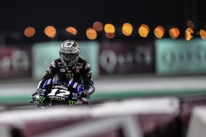 Vinales anticipates quick recovery after motocross accident