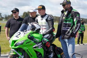 Kawasaki supported rider Walters returns in 2020