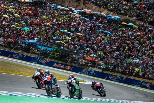 Jerez proposed for MotoGP double-header from July