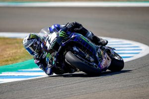 Vinales sets pace at Jerez MotoGP test ahead of opener