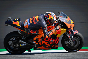 Espargaro and KTM fastest on Friday in return to Red Bull Ring
