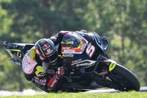 Resurgent Zarco captures Brno MotoGP pole on-board GP19